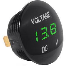 DC 12V-24V Universal Digital LED Display Voltmeter Voltage Meter for Car Motorcy