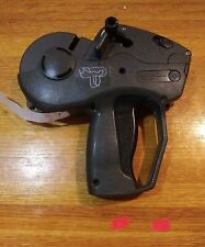 Monarch Paxar 1130 Price Label Gun Tested Works