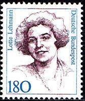 1427 postfrisch BRD Bund Deutschland Briefmarke Jahrgang 1989