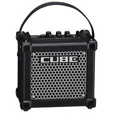 Roland Micro Cube GX (Black) Guitar Amplifier