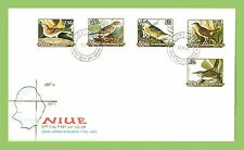 Cover Niuean Stamps (1974-Now)