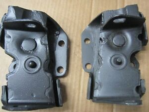 FORD ENGINE MOTOR MOUNT MOUNTS PAIR 429 460 V8 ENGINE MERCURY