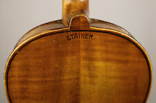 OLD  Germany VIOLIN -LISTEN TO THE VIDEO! STAINER model, 1921 Mittenwald