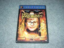 The Pagemaster (DVD, 2003, Sensormatic)