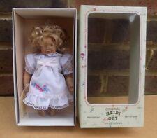 Swiss Design Handmade Heidi Ott baby doll