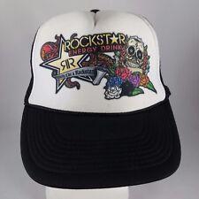 Rockstar Energy Drink Hat Mesh Trucker Adjustable Snapback Graphic Baseball  Hat e191013d6ba9