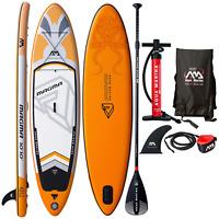 "2019 Aqua Marina Magma 10'10"" (6"" Thick) Stand Up Paddle Board Inflatable SUP"