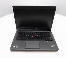 """New listing Lenovo thinkpad T440p 14"""" Core i5-4200M 2.5Ghz 8Gb Ram 128Gb Ssd Win 10 Pro Read"""