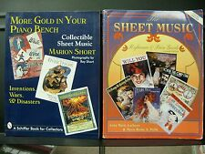 The Sheet Music Reference & Price Guide & More Gold In Your Piano Bench Illus.