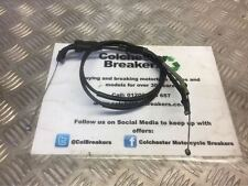 KAWASAKI ZX6R ZX636 C1H THROTTLE CABLES  YEAR 2005 2006