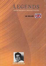 DILIP KUMAR - LEGENDS - NEW BOLLYWOOD SOUNDTRACK 5CD PACK