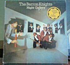 "VINTAGE VINYL LTD EDITION ""Night Gallery"" by Barron Knights CBS DEMO ONLY PROMO!"