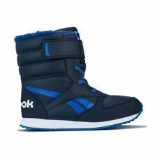 Boy's Reebok Classics Children Classic Jogger Snow Boots in Blue