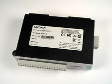 Moxa IoLOGIK E1214 V1.2 RS-485 Remote I/O 6 Digital 6 Relay Din Mt.