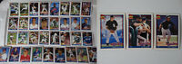 1991 Topps Chicago White Sox Team Set of 36 Baseball Cards With Traded
