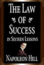 The Law of Success by Napoleon Hill Audio Books MP3 CD All Volumes 24 Hours