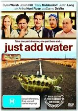 Just Add Water - DVD ss Region 4 Good Condition