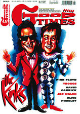 GoodTimes 5-1997 - Kinks, Pink Floyd, Troggs, Joe Walsh, David Garrick, Elvis