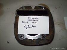 1981 81 Yamaha SR250 Exciter 250 Engine Cylinder