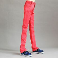 [wamami] 99# Red Jeans/Trousers/Pants/Outfit SD17 DZ70 70cm BJD Dollfie