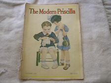 The Modern Priscilla November 1914