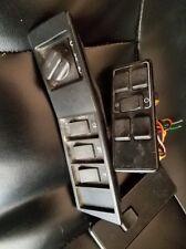 Volvo 1985 740 headlight switch& window control