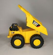 Toy State Industrial CAT Yellow Dump Truck