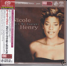 """Nicole Henry - Teach Me Tonight"" Japan Venus Records Audiophile DSD SACD CD New"