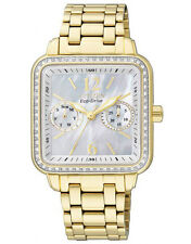 Citizen FD1042-57D Eco-Drive Ladies Solar Watch Mother of Pearl NEW RRP $499.00