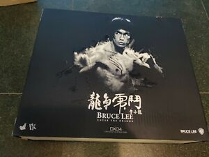 ENTER THE DRAGON BRUCE LEE 1/6 HOT TOYS DX04 Celebrating 70th anniversary