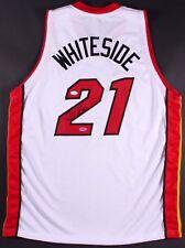 Hassan Whiteside Signed Jersey