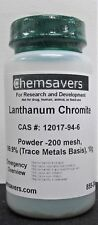 Lanthanum Chromite Powder 200 Mesh 999 Trace Metals Basis 10g