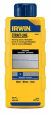 Irwin Strait-Line 8 oz. Permanent Marking Chalk Blue