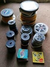 Super 8 Privat-Spiel-Kinderfilme 78 Filme Fundzustand aus Sammlung gebraucht