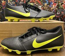Nike Phantom Venom VNM Pro FG Soccer Mens Size 12 Cleats Black/Green