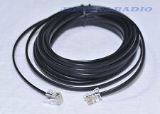 Panneau avant séparé Câble Long De 5 m pour ICOM IC-2820 IC-2820H Voiture Radio Mobile