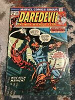 Daredevil #111, FN- 5.5, 1st Appearance Silver Samurai; Marvel Value Stamp