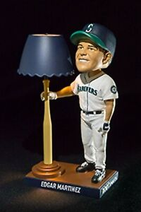 "Edgar Martinez ""Light Bat"" 2017 BOBBLEHEAD SGA Seattle Mariners 8/11/17"
