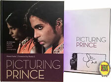 Signed Book - Picturing Prince: An Intimate Portrait by Steve Parke