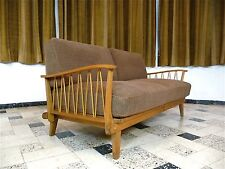 WILHELM KNOLL Mid-Century Modern DAYBED Schlafsofa SOFA Vintage Couch | 1960s
