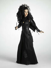 "TONNER HARRY POTTER 17"" Bellatrix Lestrange 'Death Eater' Dressed Doll RARE"