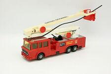 Matchbox 1/50 - ERF Nacelle Simon Snorkel Fire Engine Pompiers