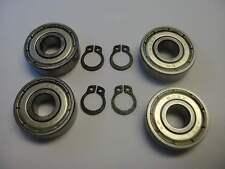 Studer REVOX A77 MKIII, C270, PR99 Lager u. Seegerringe für 2 Wickelmotoren NEU