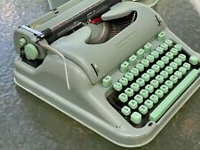 Hermes 3000 Manual Portable Typewriter With Case
