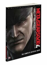 Metal Gear Solid 4: Guns of the Patriots, Tactical Espionage Action, The Complet