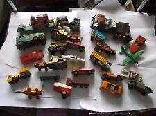 Job lot scrapyard diecast vehicles