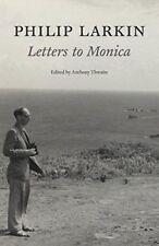 Philip Larkin: Letters to Monica,New,Books,mon0000028995 MULTIBUY