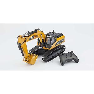 Kyosho 1/20 electric RC hydraulic excavator CAT 330D L ready set [56621] Radio c