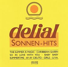 (2CD's) Delial Sonnen-Hits - Silent Circle, Donna Summer, Tracey Ullman, Sparks