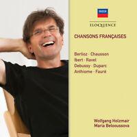 Wolfgang Holzmair - Chansons Francaises [New CD] Australia - Import